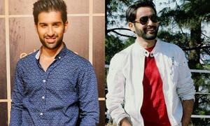 Muneeb Butt and Affan Waheed chat about their respective Eid telefilms