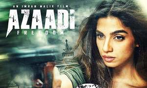 In Review: Visually pretty, nationalistic, emotional is Azaadi