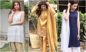 Who wore what this Eid?