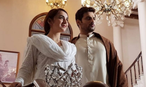 In Review: Even Zahid Ahmed and Yumna Zaidi cant save 'Pukaar' from drowning