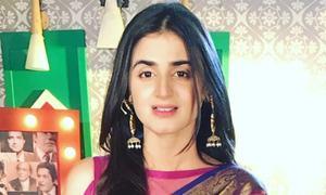 Hira Mani joins the cast of drama 'Aangan' as Mawra Hocane's sister Tehmina