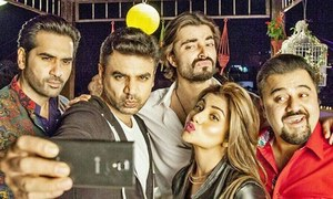 Jawani Phir Nahi Ani to have television premiere in China