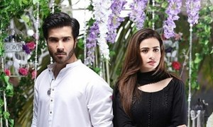 Khaani has become a household name; there's no doubt about that!