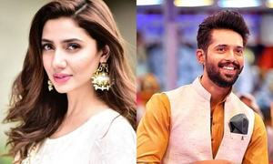 """I like Fahad Mustafa as an actor,"" says Mahira Khan"
