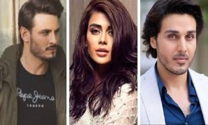 Osman Khalid Butt, Sadaf Kanwal and Ahsan Khan join the star studded cast of 'Alif'