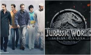 Box Office Weekend Recap: Sanju Creates History, Jurassic World Holds Well
