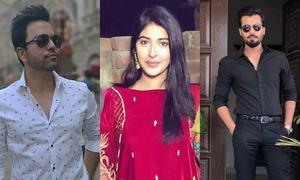 Sonia Mishal to be seen next in drama 'Lava' alongside Junaid Khan and Asad Siddiqui