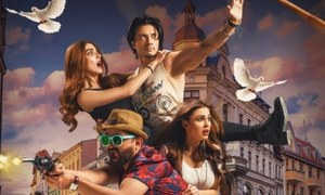 Teefa In Trouble to become first Pakistani film to release and premiere in Russia