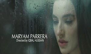 Sadia Khan and Ahsan Khan pair up for Maryam Parera on TVOne