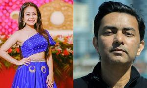Neha Kakkar calls Sajjad Ali an 'Amazing Singer' at the APPNA Convention in Dallas