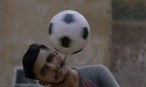 Crossing 8 million views Dhak Dhak Goal is THE football anthem of Pakistan