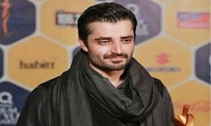 Hamza Ali Abbasi begins shooting for 'Alif'
