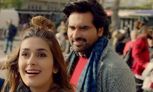 Behka Re From JPNA 2 is an absolutely wonderful track!