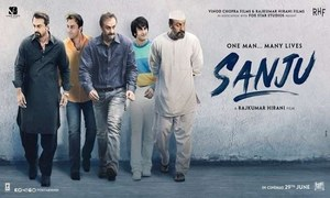 Sanju Becomes All Time Highest Grossing Film In Pakistan