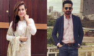 HIP Exclusive: Sumbul Iqbal and Ali Safina pair up for Khafa Khafa Zindagi