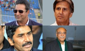 The reward that is PCB's chairmanship - the race begins!