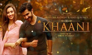 "The Insurmountable ""Khaani"" by 7th Sky Entertainment!"