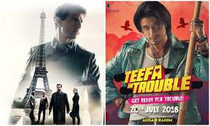 Weekend Recap: Mission Impossible Strikes Gold, Teefa In Trouble Holds Strong