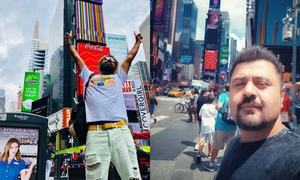 Pakistani Celebs are Painting New York Red!