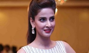 Saba Qamar is no longer associated with Badshah Begum!