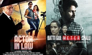 Is Shahid Kapoor's Batti Gul Meter Chalu Inspired by Actor in Law?