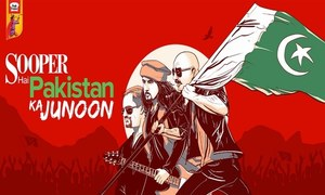 Junoon is all set for its Sooper comeback!