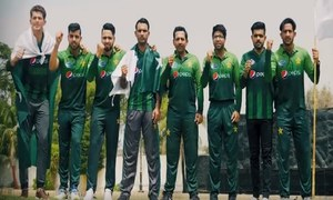 Stir your souls and ignite your passion with Pakistan Zindabad; Call the band's anthem for Asia Cup
