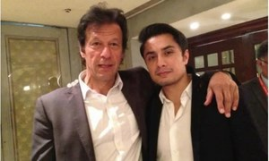 Ali Zafar Expresses His Wish For A Cinema In Peshawar To PM Imran Khan