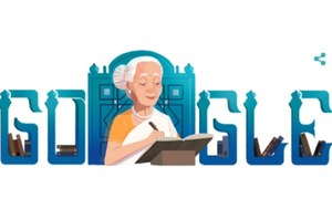 Google pays tribute to Fatima Surayya Bajia on her 88th birthday with a doodle