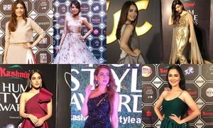 7 Best Dressed Ladies at HUM Style Awards 2018!