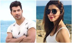 Varun Dhawan sends love and wishes for Mahira Khan