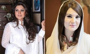 Resham Gives Clarification on Her Recent Reham Khan Statement!