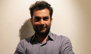 Sarmad Khoosat gears up to perform live for 24 Hours in project 'No Time To Sleep' on October 10