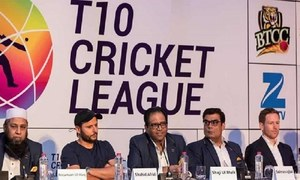 Is the T10 League Future in Jeopardy?
