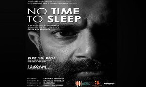 Sarmad Sultan Talks About His Upcoming 24-Hours Live Performance As Prisoner Z