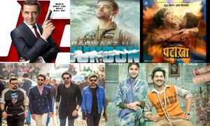 Foreign Releases Face Low Openings, Local Movies Still Strong!