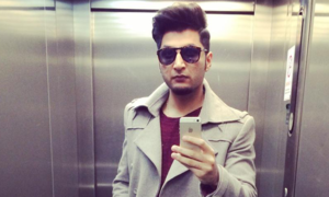 Bilal Saeed's latest solo, Baarish, will leave you teary eyed!