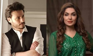 "''Meera is not merely an actor, she is an institution,"" reveals Osman Khalid Butt about his new co-star"