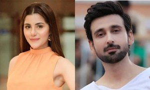 HIP Exclusive: Sohai Ali Abro and Sami Khan Pair Up for Drama 'Surkh Chandni'