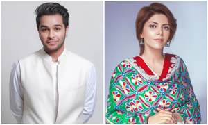 Asim Azhar comes clean on the Hadiqa Kiani comment!