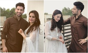 7 times Aiman Khan and Muneeb Butt gave us relationship goals!