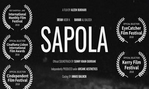 Teaser Review: Aleem Bukhari's Horror Short Film Sapola is Intriguing