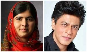 Meeting Malala is a privilege for a star as big as ShahRukh Khan