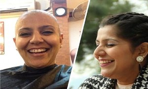 Khaani famed writer, Asma Nabeel, shares her struggle with cancer