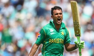 Fakhar Zaman Plays Unsually Slow - But In Favor of His Team!
