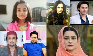 Celebrities Applaud Speedy Justice in Zainab Rape Case!
