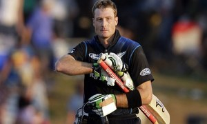 Martin Guptil Out of Pakistan Series Due to Injury!