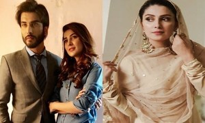 Koi Chand Rakh Episode 11 In Review: Zain and Nishal will create havoc in Rabail's life!