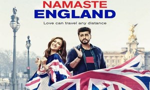 HIP Reviews: Namaste England is all about irrational love