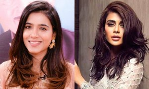 Sadaf Kanwal and Mansha Pasha Have Gotten Into A War of Words!